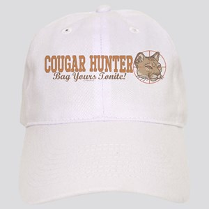 Cougar Hunter Cap